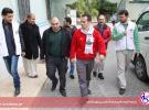 السلامة الخيرية تستقبل وفد من الهلال الأحمر التركي