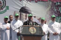حماد:  تهديدات ليبرمان لن تخيف المقاومة