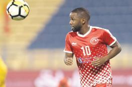 القطري خلفان إبراهيم يعتزل كرة القدم نهائياً