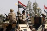 سيناء.. مقتل 10 عسكريين في اشتباكات مسلحة