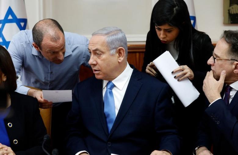 هجوم إسرائيلي على نتنياهو واتهامات بخلق الفوضى