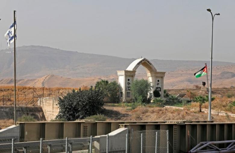 """الأردن يمنع """"إسرائيل"""" من الدخول للباقورة"""