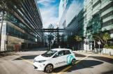الظهور الأول لسيارات الأجرة ذاتية القيادة بسنغافورة