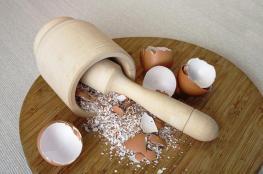 """لا ترمي """"قشر البيض"""" بعد الآن!"""