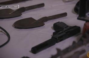 المعدات التي حصل عليها القسام من عملية خانيونس