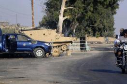 قيود أمنية على دخول المصريين لسيناء