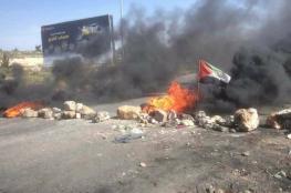 مواجهات في غزة والضفة.. واصابة عدد من المتظاهرين بالرصاص والاختناق