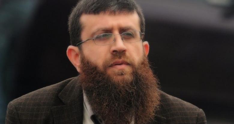 محكمة الاحتلال تؤجل محاكمة الشيخ خضر عدنان