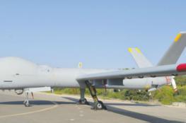 جيش الاحتلال يكشف عن طائرة مسيرة ذات قدرات عالية