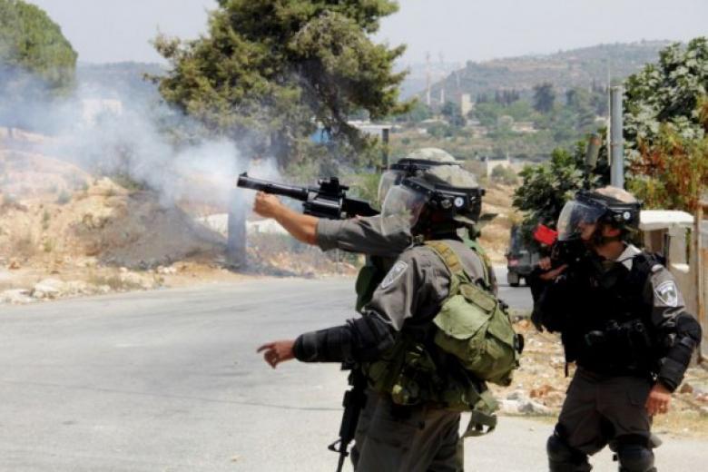 3 إصابات برصاص الاحتلال في كفر قدوم