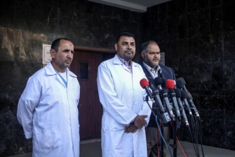 الصحة بغزة: تفادينا حالات البتر الناجمة عن سياسة القنص