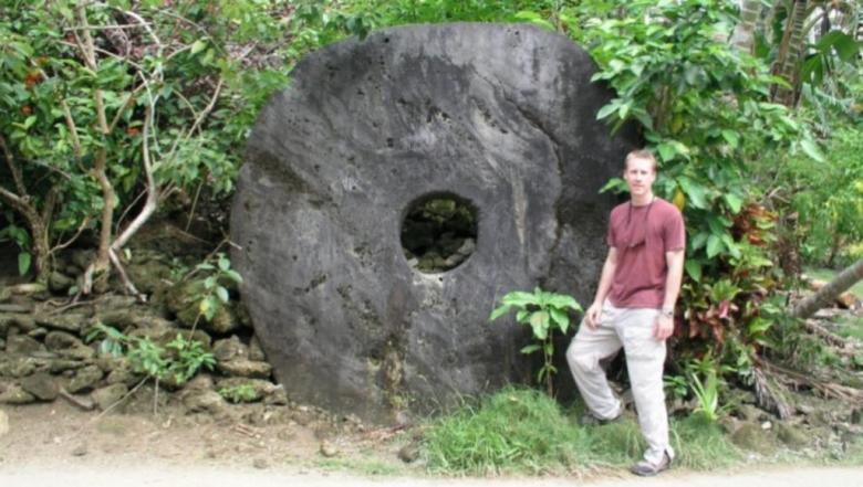 """اكتشاف """"عملة البتكوين الأصلية"""" في جزيرة صغيرة بالمحيط الهادئ"""