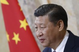 الرئيس الصيني يدعو ترامب إلى ضبط النفس