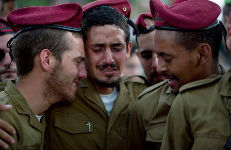انتحار ضابط إسرائيلي قرب حدود غزة