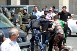أجهزة الضفة تعتقل 7 من أنصار حماس