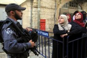 إجراءات إسرائيلية بحق الفلسطينيين خلال شهر رمضان والعيد
