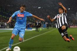 نابولي: مباراة يوفنتوس تسيء لسمعة الكرة الإيطالية