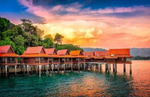 أجمل الأماكن السياحية في جزيرة لنكاوي