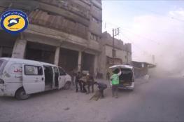 عشرات القتلى بحلب وإدلب وريف دمشق