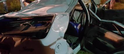 إصابة 6 مواطنين بحادث سير جنوب دورا