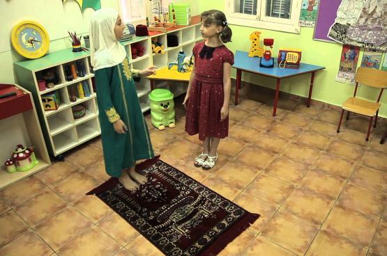 كيف تعلمين طفلك الوضوء والصلاة؟