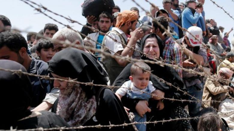 الأورومتوسطي يطالب أوروبا بحماية اللاجئين من العنصرية ويحذر من إعادتهم