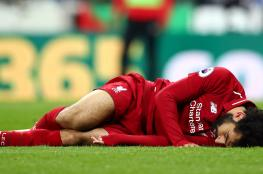 """""""الموندو"""": طبيب ليفربول أخبر صلاح بموقفه أمام برشلونة"""