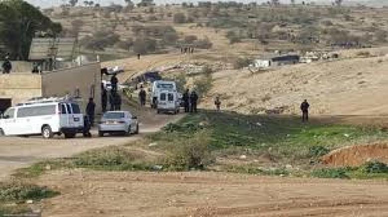 الاحتلال يستدعي ناشطيْن من قرية العراقيب للتحقيق