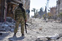 اتفاق لوقف إطلاق النار قرب دمشق بوساطة مصرية
