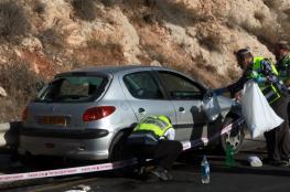 إصابة مستوطن رُشقت مركبته بالحجارة في بيت لحم