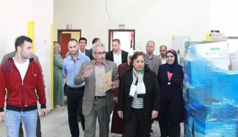 وزيرة الصحة برام الله: لا يوجد نقص بالأدوية في غزة