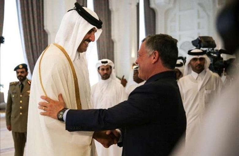 دبلوماسي أردني: العلاقات الأردنية القطرية ستشهد تطورا لافتا
