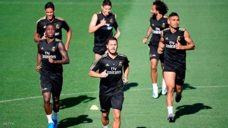 """""""3 دقائق"""" تفاقم مأساة ريال مدريد قبل عودة الليغا"""