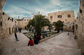 قلعة البرقاوي - كفر اللبد - طولكرم