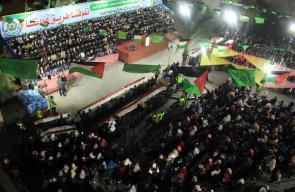 الكتلة الإسلامية تكرم المتفوقين بدير البلح