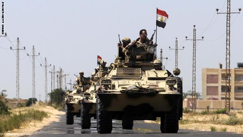 مصر.. بدء سريان حظر التجوال في شمال سيناء