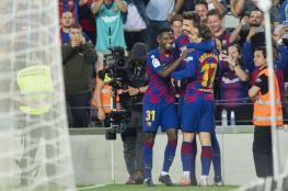 تقييم لاعبي برشلونة بعد إسقاط فالنسيا بخماسية