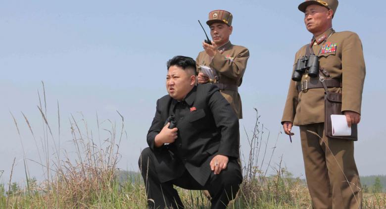 واشنطن تتراجع عن ضرب كوريا الشمالية