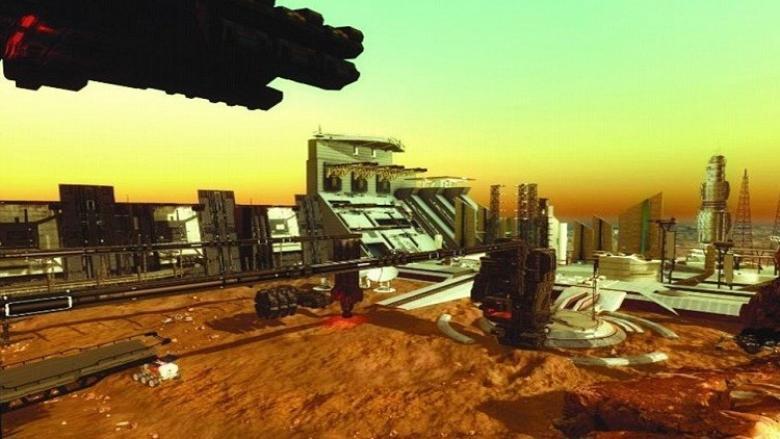دولة عربية تسعى لبناء مدينة على سطح المريخ