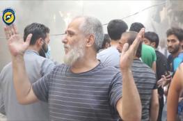 40 قتيلا بغارات بسوريا والمعارضة تقتل عشرات الجنود
