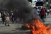 هايتي بلا رئيس واحتجاجات عنيفة في الشارع