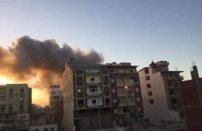 قتلى وجرحي في انفجار استهدف كمينًا للجيش المصري