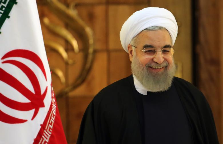 روحاني يحذر الولايات المتحدة من المساس بالاتفاق النووي