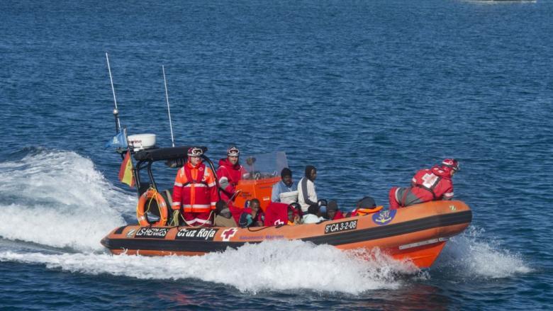 فقدان 90 مهاجرا غير شرعي في المياه الإقليمية الليبية