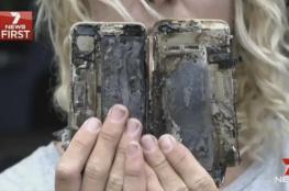 آبل تحقق باشتعال هاتف آيفون 7 بأستراليا