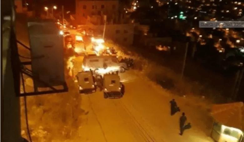 هذا ما قرره الاحتلال إثر عملية إطلاق النار على وقائي نابلس أمس