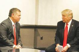 الملك الأردني يتوجه الى واشنطن للقاء ترامب
