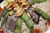مقلوبة الفول الأخضر .. وجبة غداء مميزة