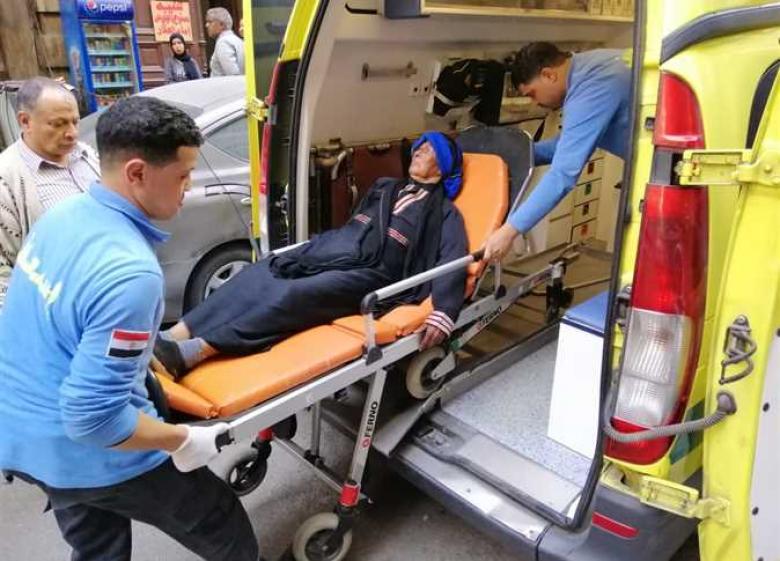 """السيسي يوجه بسرعة نقل """"فريال محمد"""" للمستشفى ورفع كفاءة منزلها"""