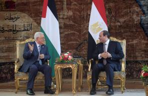 عباس يلتقي السيسي في القاهرة